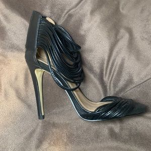 Chinese laundry strappy heels